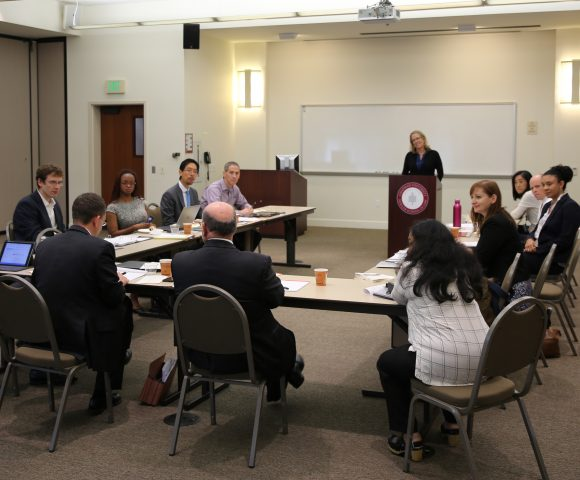 Chapman Law Hosts First Annual Junior