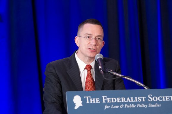 Donald Kochan, Fowler School of Law, Federalist Society