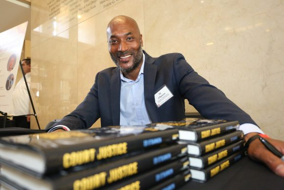 Ed O'Bannon, 2018 Entertainment and Sports Law Symposium