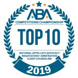 ABA Competitions Top 10