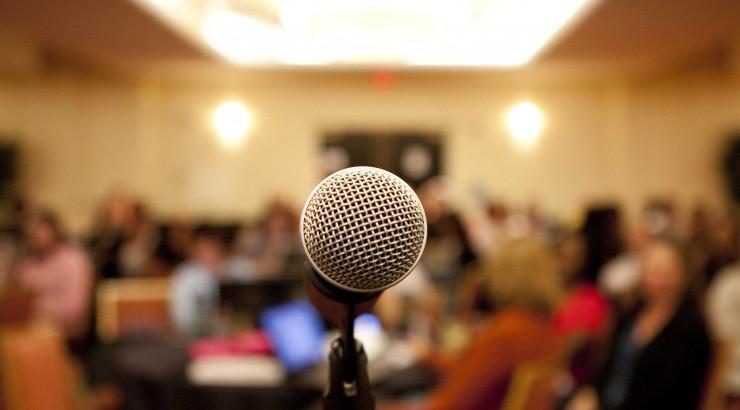 microphone-speech