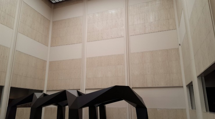 Beige LACMA Gallery Wall