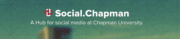 100,000+ Social Posts in the Chapman Community