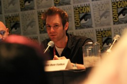Mark Miller at Comic-Con
