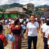 Creating Meaning Through Service: Lauren Dominguez '15 makes impact at Guatemalan orphanage