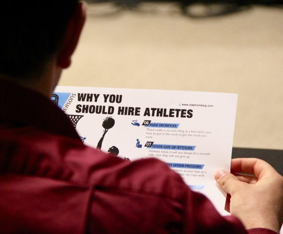 Empowering Student-Athletes On and Off the Field - Program