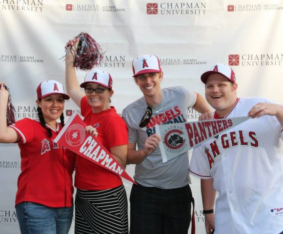 Take Me Out to the Ballgame! - 2nd annual Chapman Family