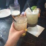 Mole, Margaritas and Making Connections