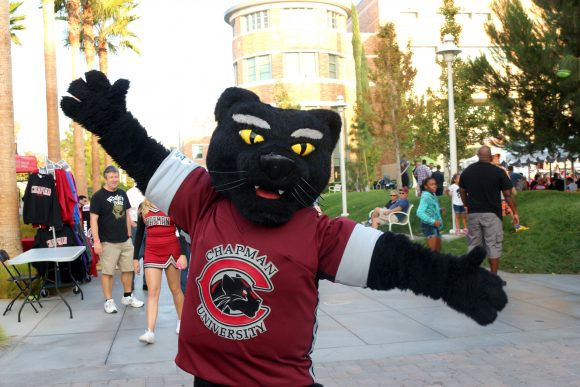 Pete the Panther on