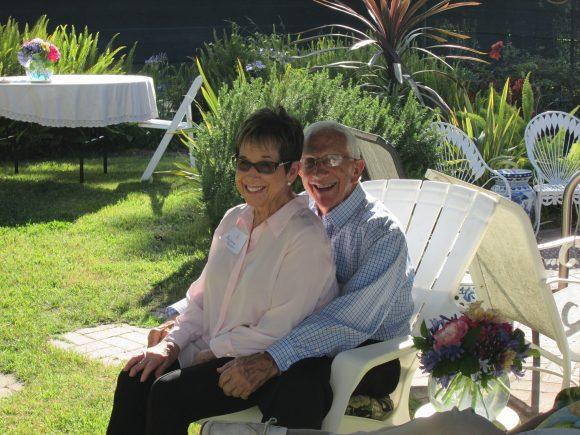 Barbara and Bill Parker