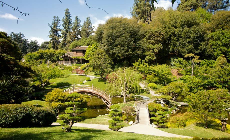 Upb Goes To The Huntington Library One University