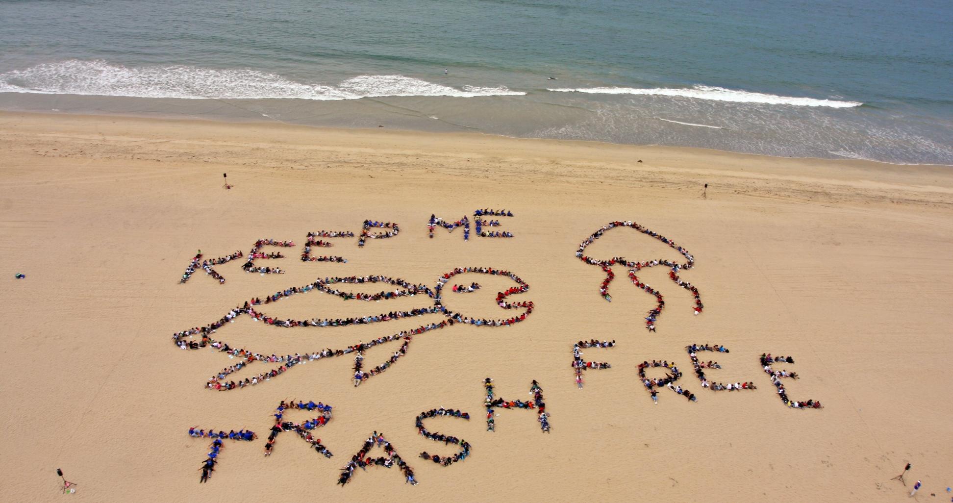 Beach Cleanup Miami
