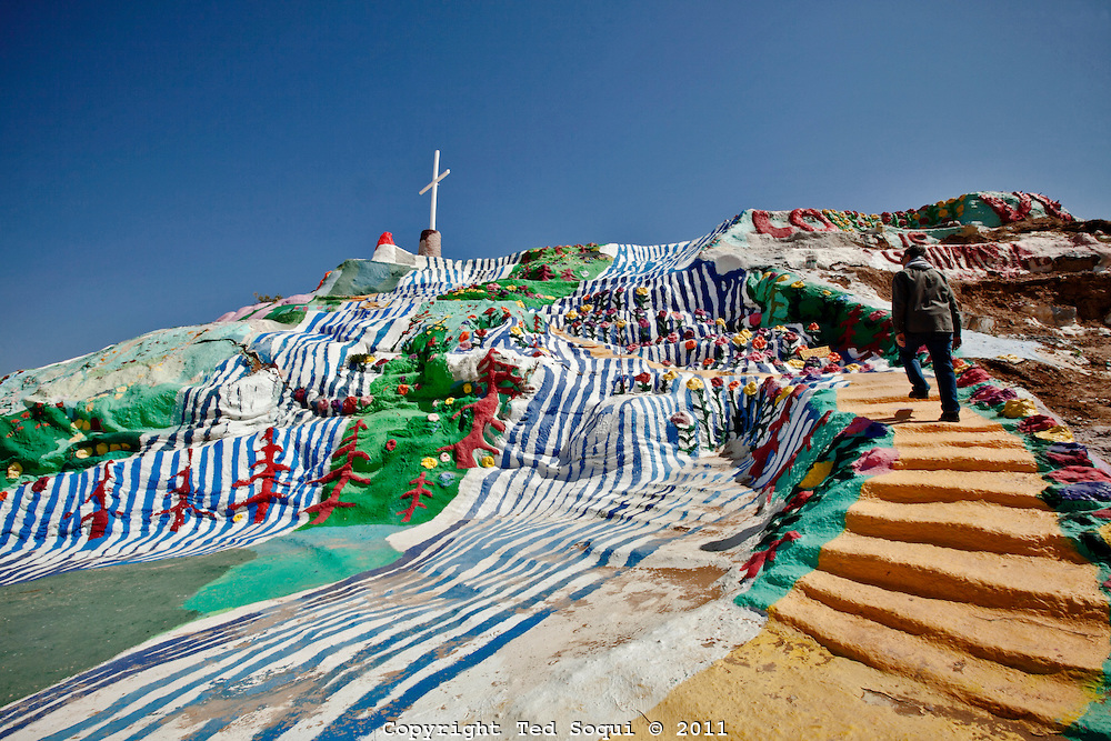 UPB Goes to Salvation Mountain! - One University