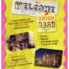 MONDAY welcome back to the union bash - flyer 2 - tokyo drift