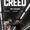 creed screening - flyer alt2