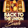 Back to the Union Bash - Flyer v5