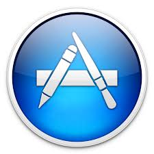 computer icon for app store