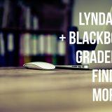 Track Lynda.com Student Progress in Blackboard's Grade Center