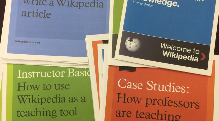 Working With Wikipedia