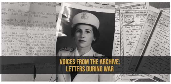 voices from the archive logo