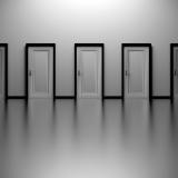 Several doors