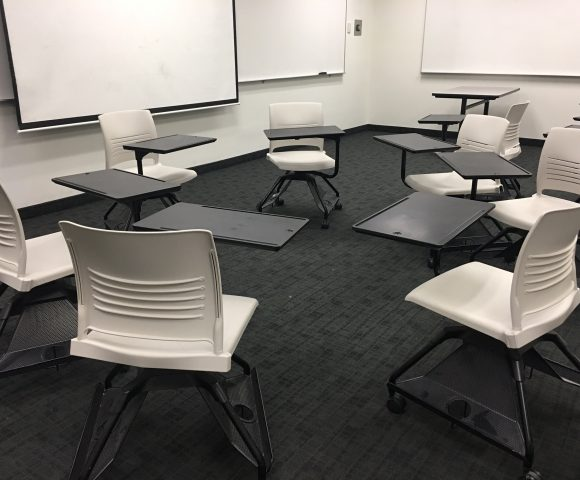 Using Flexible Classrooms, part 1 - Getting the most out