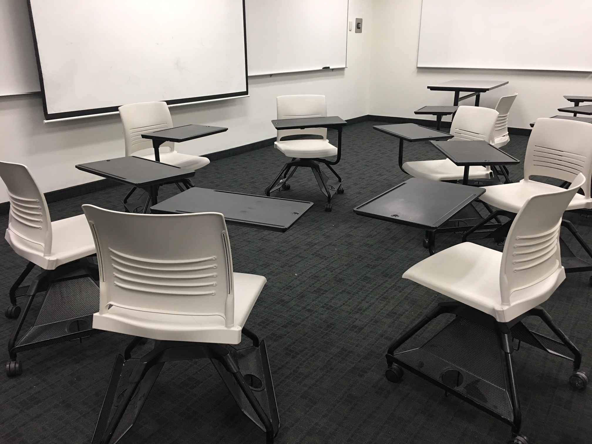 See Part 2 Of This Series Regarding The Use Of Flexible Furniture In Large  Group Activities.