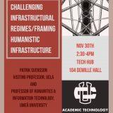 Poster for Svensson Talk November 30