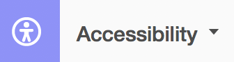 Accessibility image from Adobe Acrobat