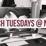 Tech Tuesdays at Noon