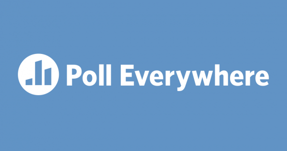 Poll Everywhere Banner