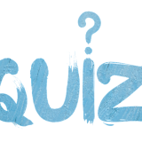 Decorative image with word quiz