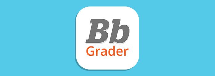 Bb Grader App Icon