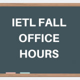 Fall Office Hours Sign