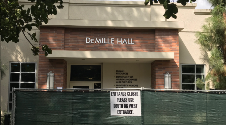 DeMille Hall