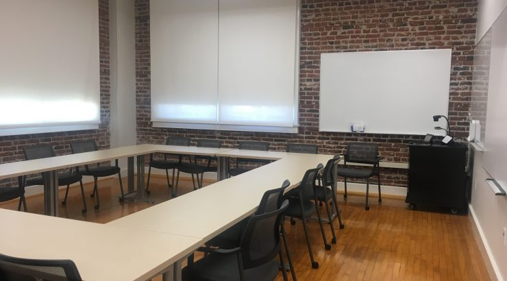Smith hall seminar room
