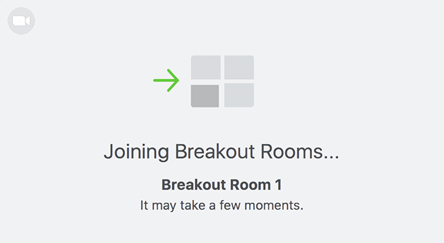 break out rooms icon
