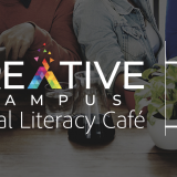 Adobe Creative Campus digital Literacy Cafe