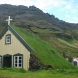 Church w-sod roof