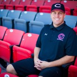 "New Chapman baseball coach Scott Laverty, above, ""understands the philosophy of NCAA Division III and brings SCIAC experience to our campus, which we need,"" says Athletic Director David Currey."