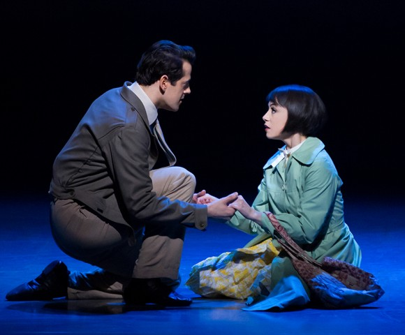 """Alumnus and trustee producers have 12 Tony nominations for """"An American in Paris"""""""