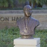 Bust of Martin Luther King