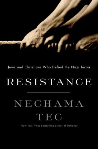 "Cover the Nechama Tec book ""Resistance"""