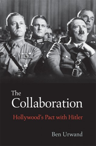 "Cover of Ben Urwand's book ""The Collaboration"""