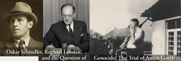 The Question of Genocide: The Trial of Amon Goeth ...