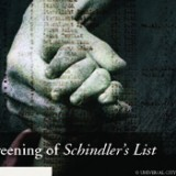 Schindler's List Graphic