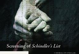 Schindler's List Graphic