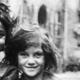 Roma children, photo courtesy of USHMM, courtesy of Elizabeth Eidenbenz