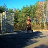 Sobibor Statue
