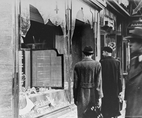 "An Interfaith Service of Remembrance for ""Kristallnacht"""
